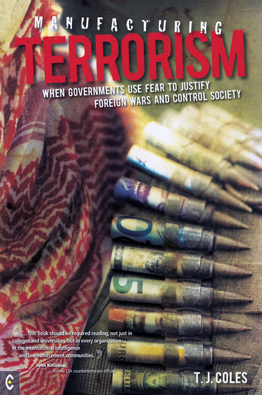 The Secret Terrorists Book